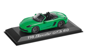 718 Boxster GTS 4.0, 1:43