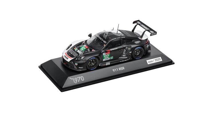 911 RSR, Le Mans 2020 #92, 1:43