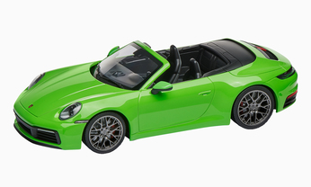 1:18 Model Car | 911 C4S 992 Lizard Green
