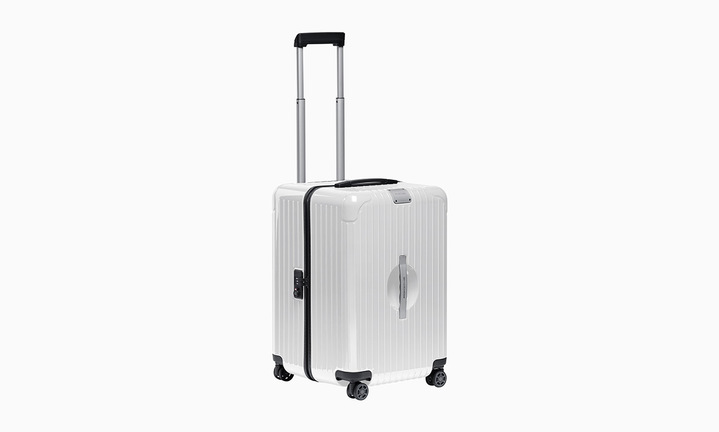Rimowa x Porsche Carrara White XL Luggage