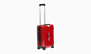 PTS Multiwheel® Ultralight Edition 2.0, M, guards red