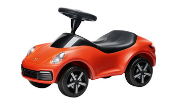 Baby Porsche with lighting