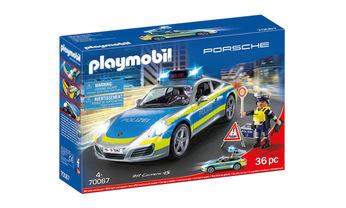 PLAYMOBIL®プレイセット – パトカー