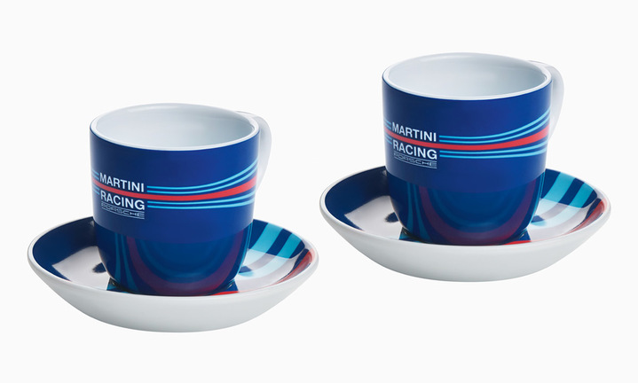 MARTINI RACING Collection, Collector's Espresso Duo No. 2