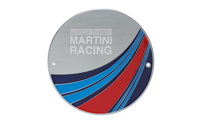 MARTINI RACING Grillbadge