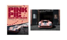 917 Pig, Poster Set