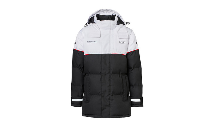 Motorsport Collection, Padded Jacket, Unisex