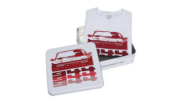 Collector's T-shirt Edition No. 13 – Limited Edition – # Porsche.