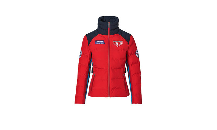 MARTINI RACING Collection, Quilted Jacket, Women