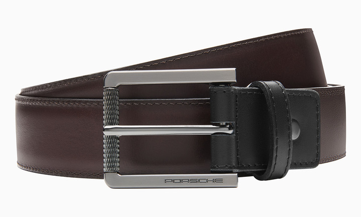 Essential Collection, Reversible Belt, Leather, Unisex
