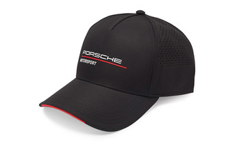 Motorsport Black Unisex Cap 2020