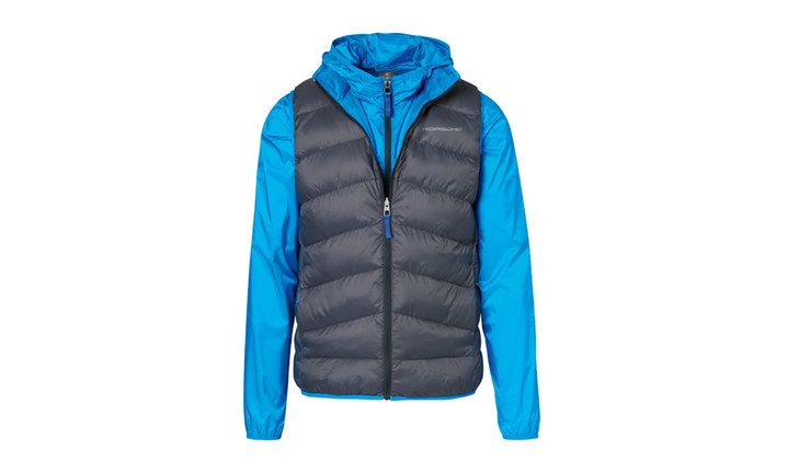 GT3 Collection, 2-in-1 Jacket with Vest