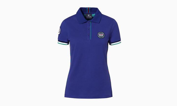 MARTINI RACING Collection, Polo-Shirt, Women, blue