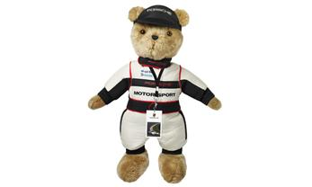 Medium Porsche Motorsport Bear