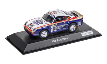 959 Rallye, 1:43