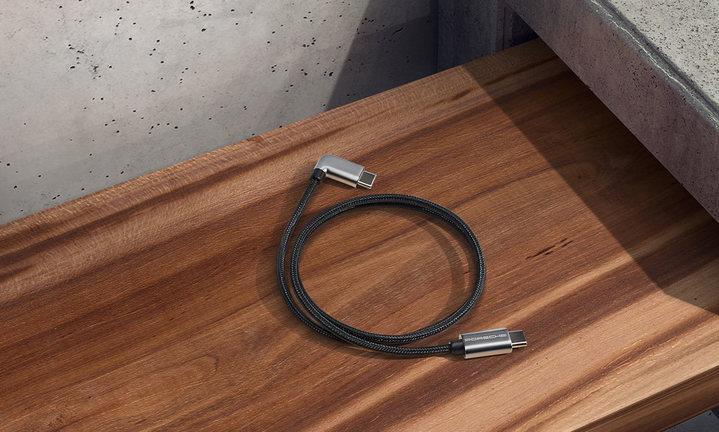 USB type C™ スマートフォン充電ケーブル USB type C™