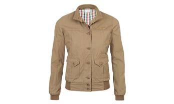 Women's jacket RETRO BEIGE