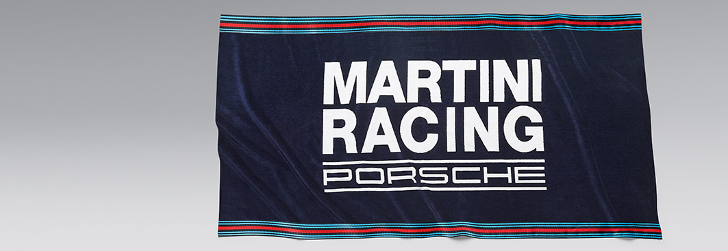 Sports - MARTINI RACING Collection, Beach Towel, dark blue