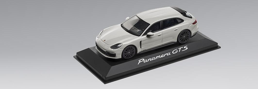 Model cars - Panamera Sport Turismo GTS, chalk, 1:43